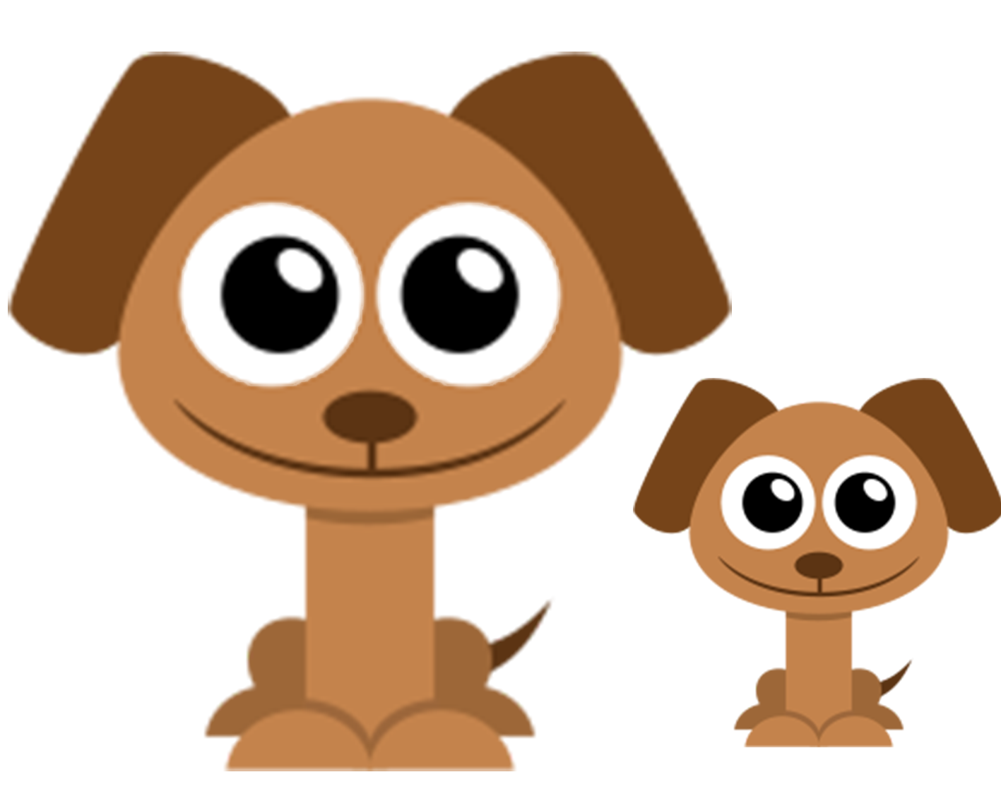 Squirrel drawing cartoon clip. Clipart puppy animated