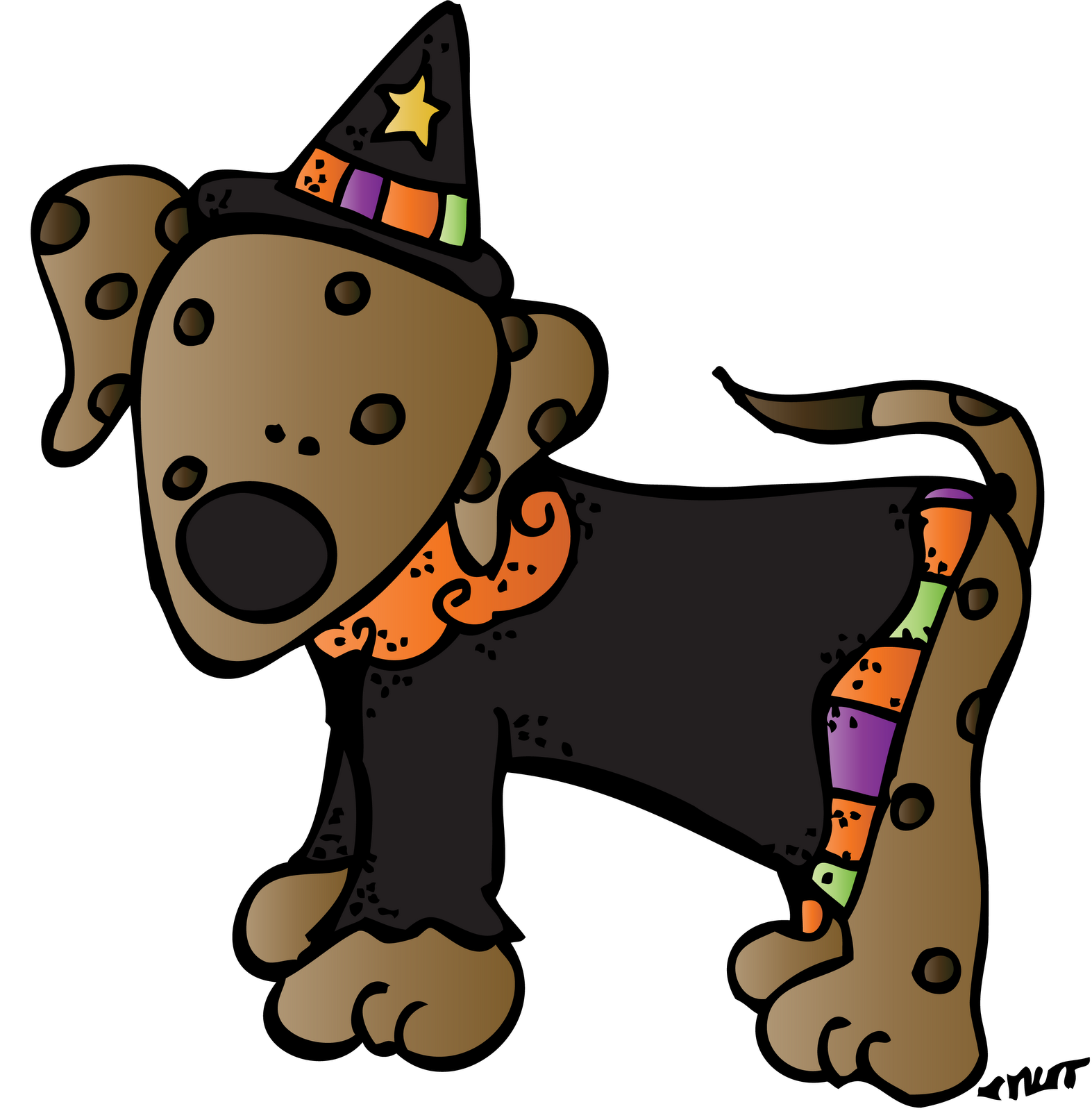 Pet clipart melonheadz. Thanksgiving happy howloween week
