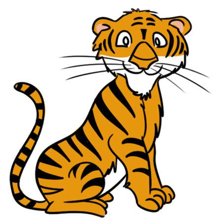 Free cliparts download clip. Clipart tiger kid