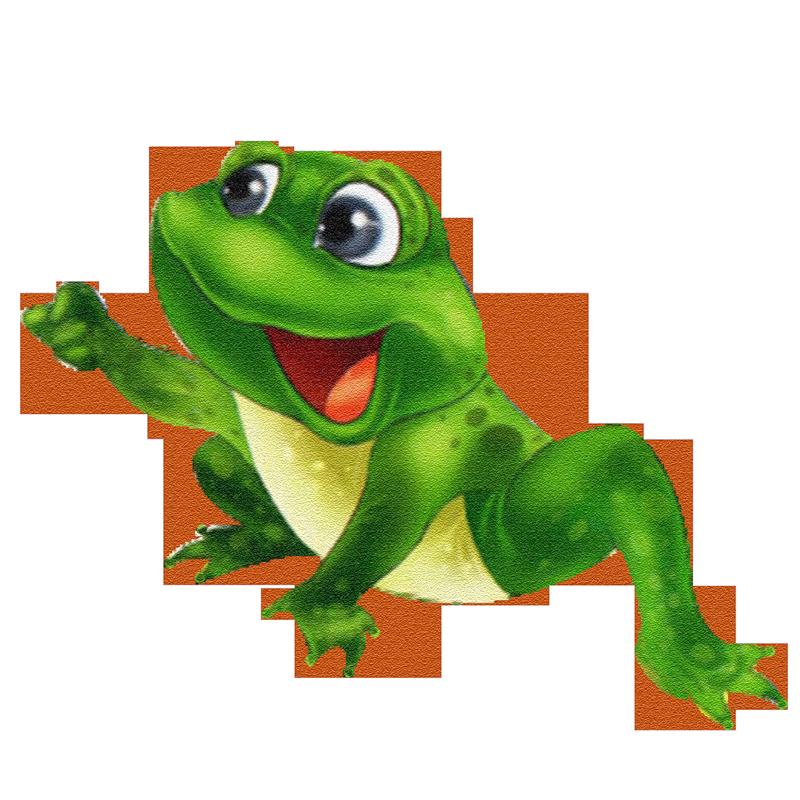 Clipart frog fly. Para mis montajes de