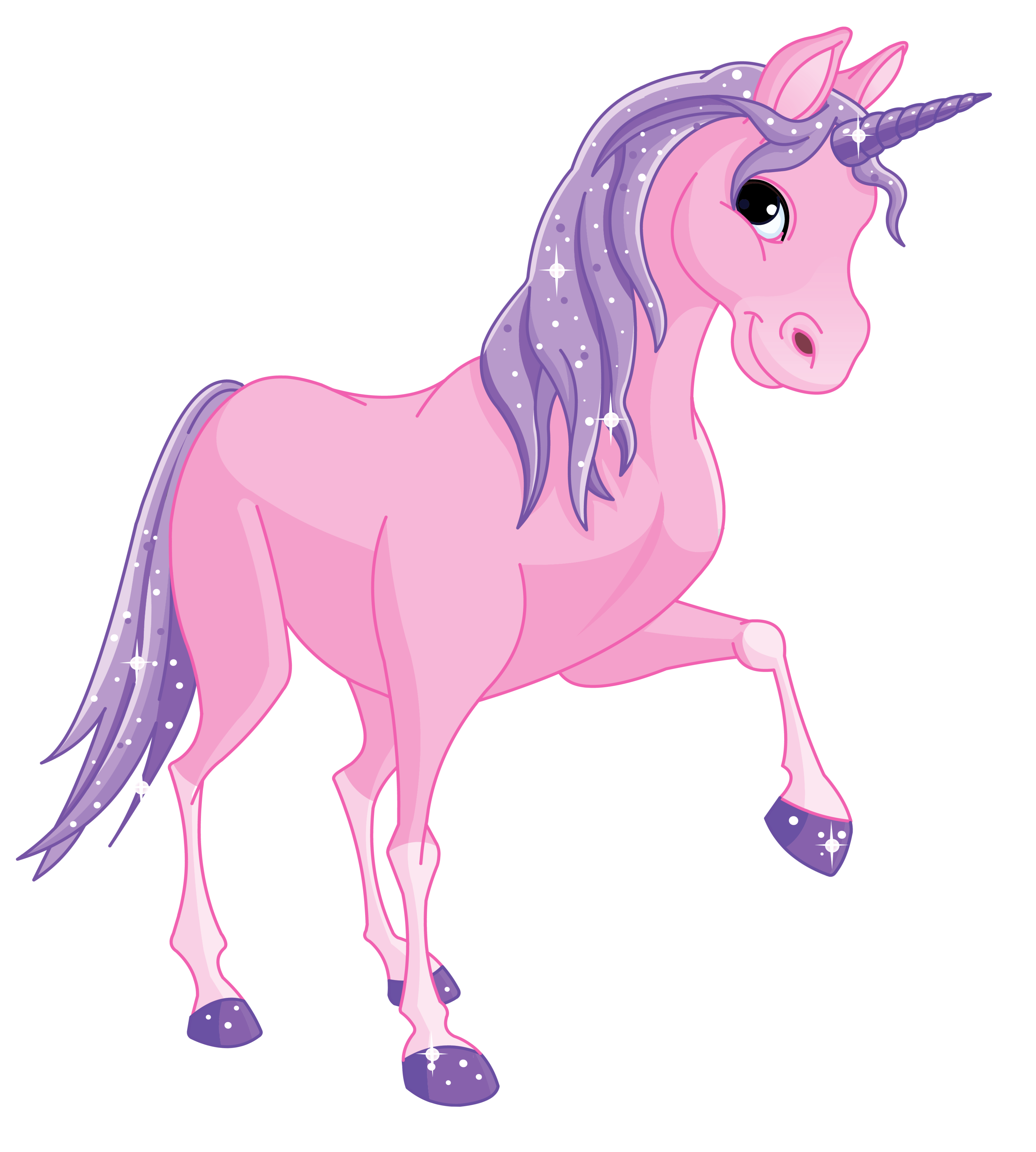 Pink pony unicorns pinterest. Narwhal clipart elf movie