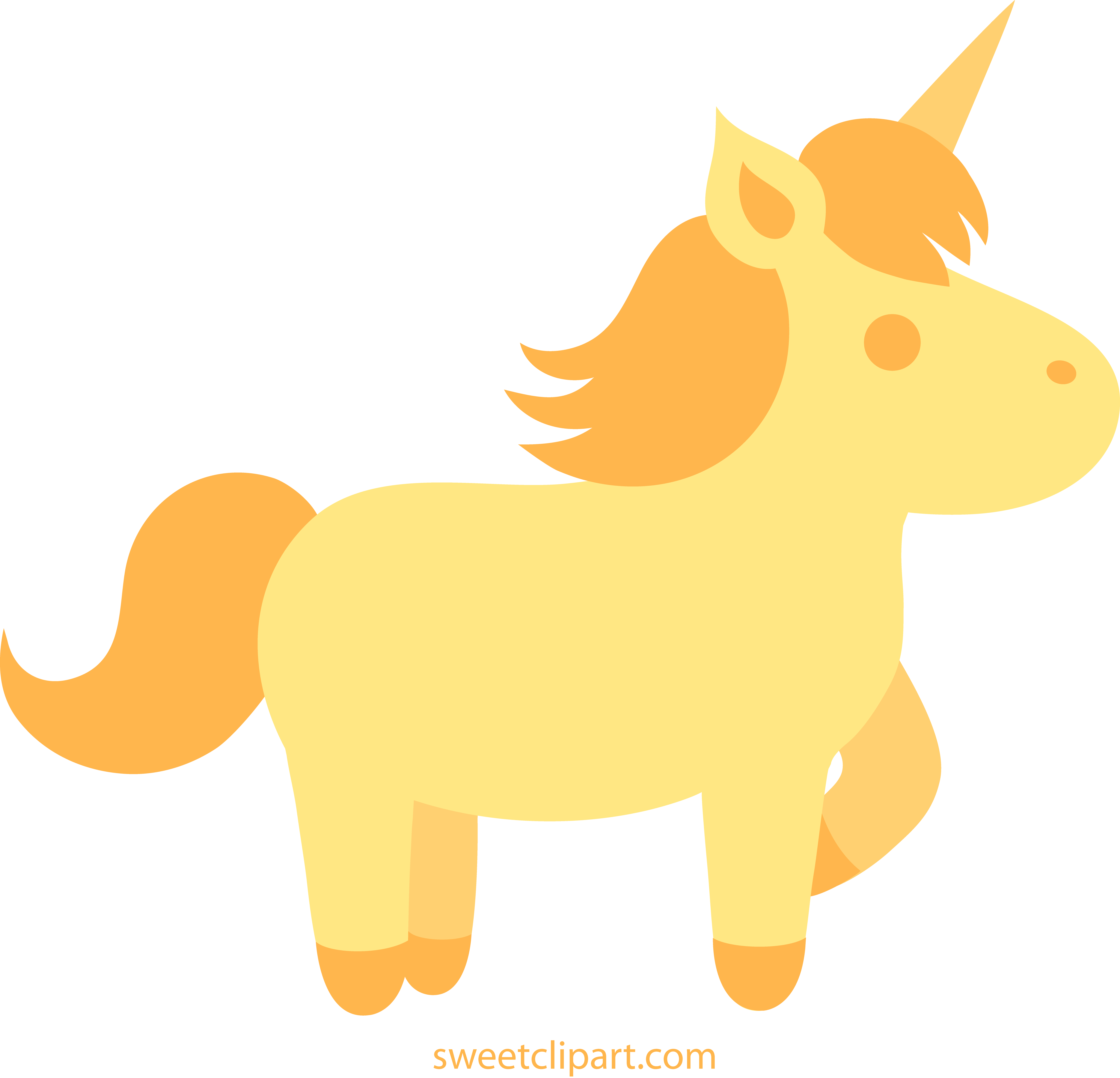 clipart unicorn mythology