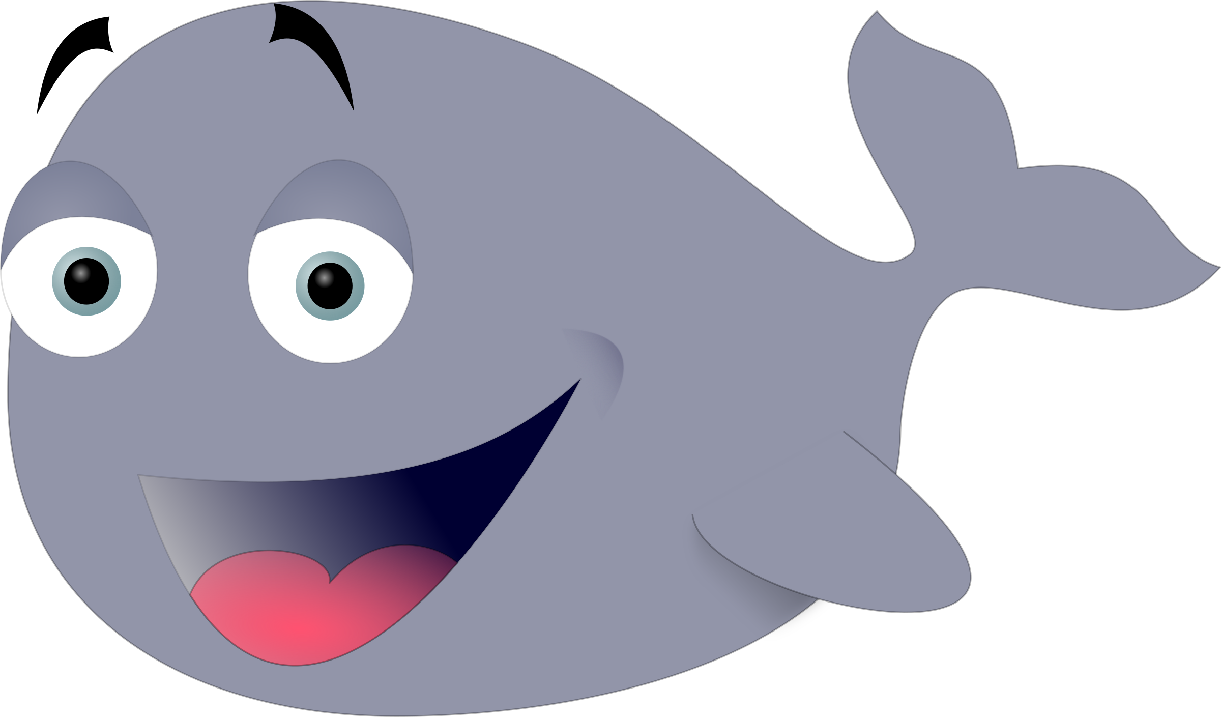 Cool clipart whale. Funny big image png