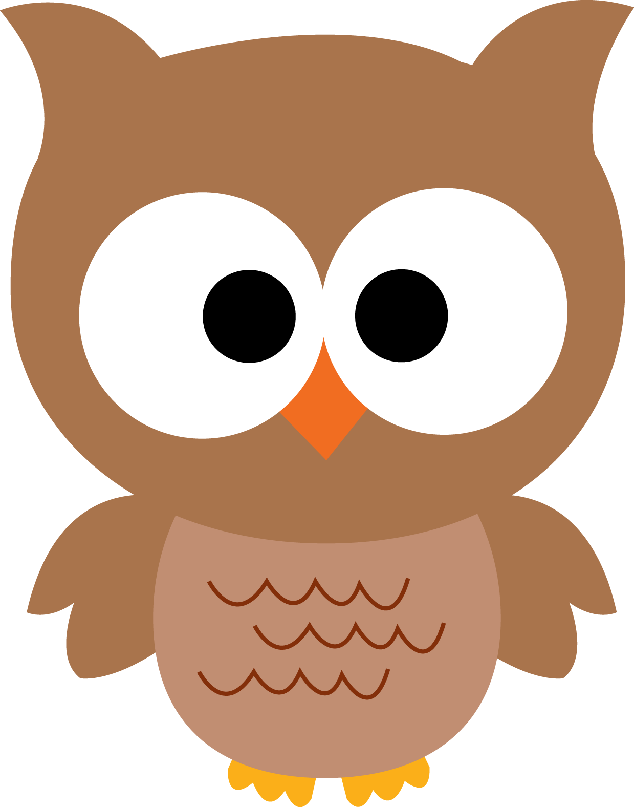 Woodland silhouette at getdrawings. Animals clipart owl
