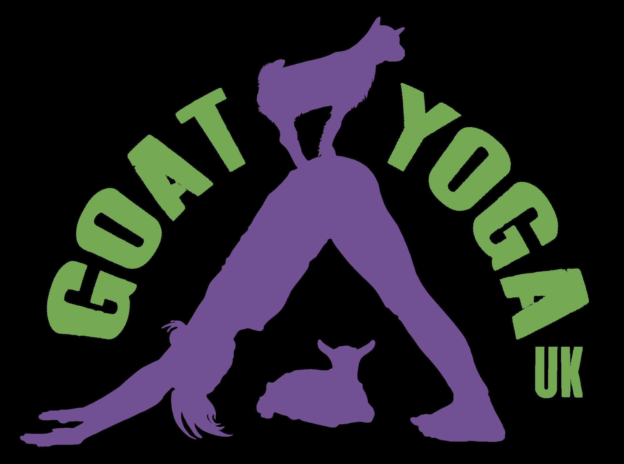 Classes uk animals in. Goat clipart yoga