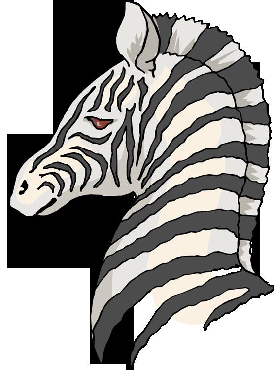 Free. Clipart zebra zebra eating grass