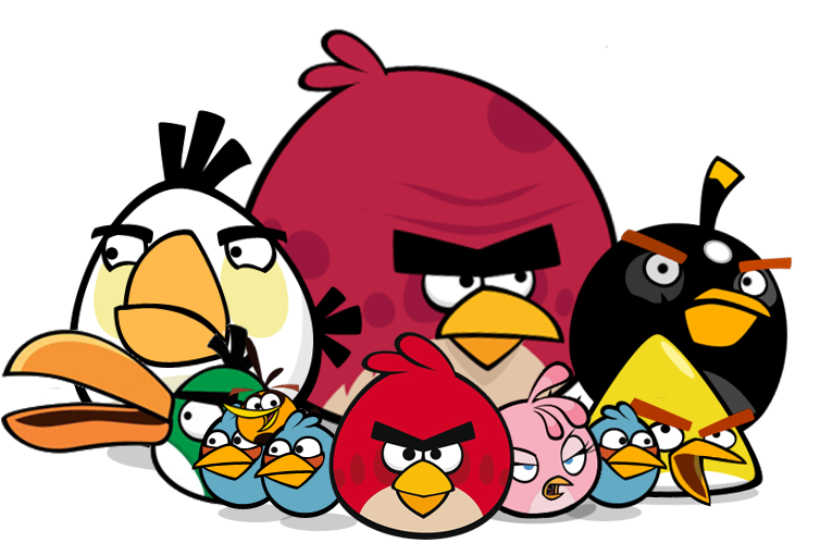 Angry birds transparent png. Mad clipart outraged