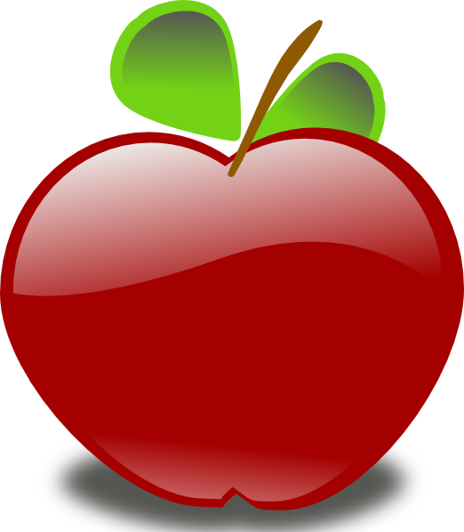Image group graphics for. Clipart apple animated