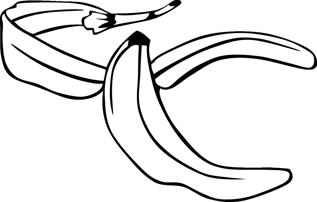 Minion clipart black and white. Banana panda free images