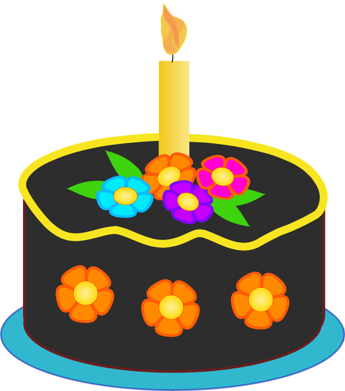 Cake png buscar con. Clipart apple birthday
