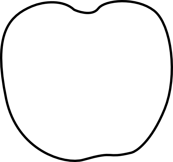 Pumpkin clipart stem. Apple and leaf clip
