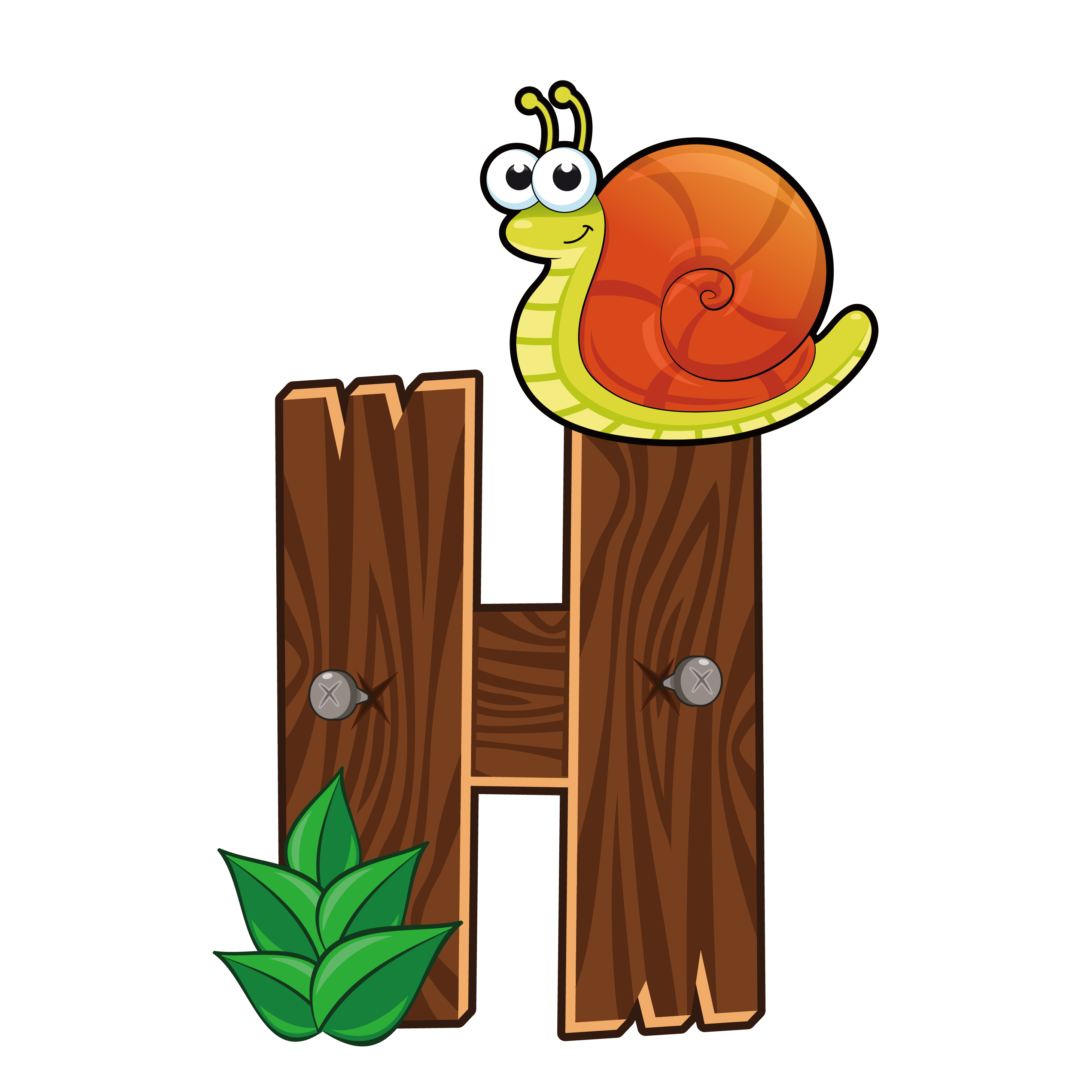 Letter h at getdrawings. Clipart bread cute