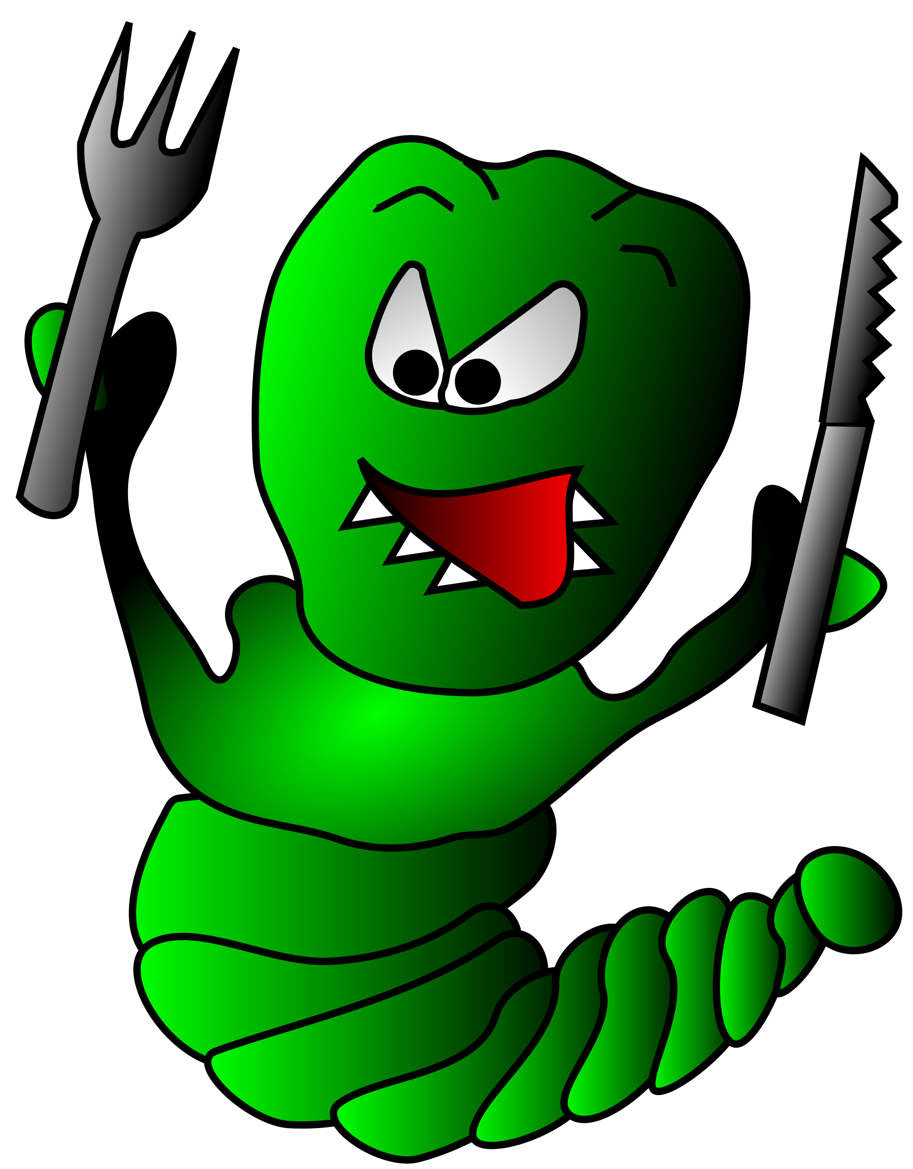 Worm clipart realistic. Caterpillar big image png