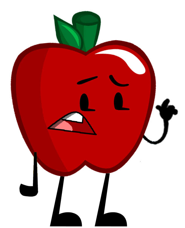 Clipart smile apple. Image pose png object