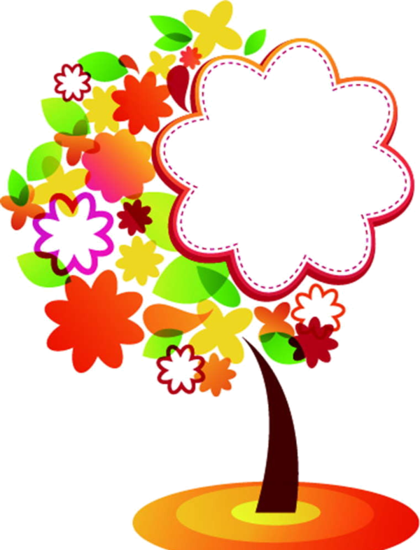 Arbre png pinterest clip. Yearbook clipart scrapbook themed
