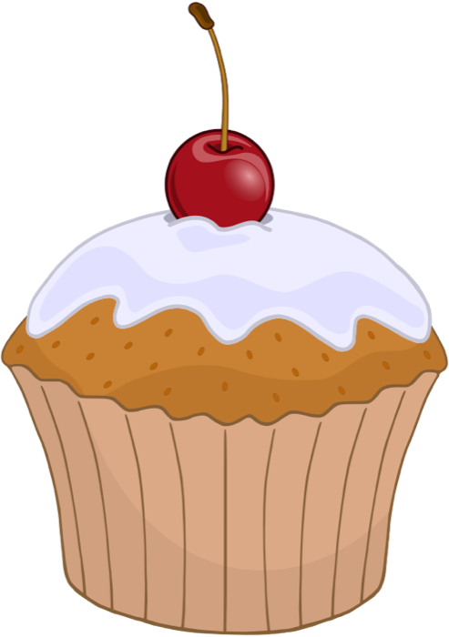 Food clipart cupcake. Png cliparts pinterest art