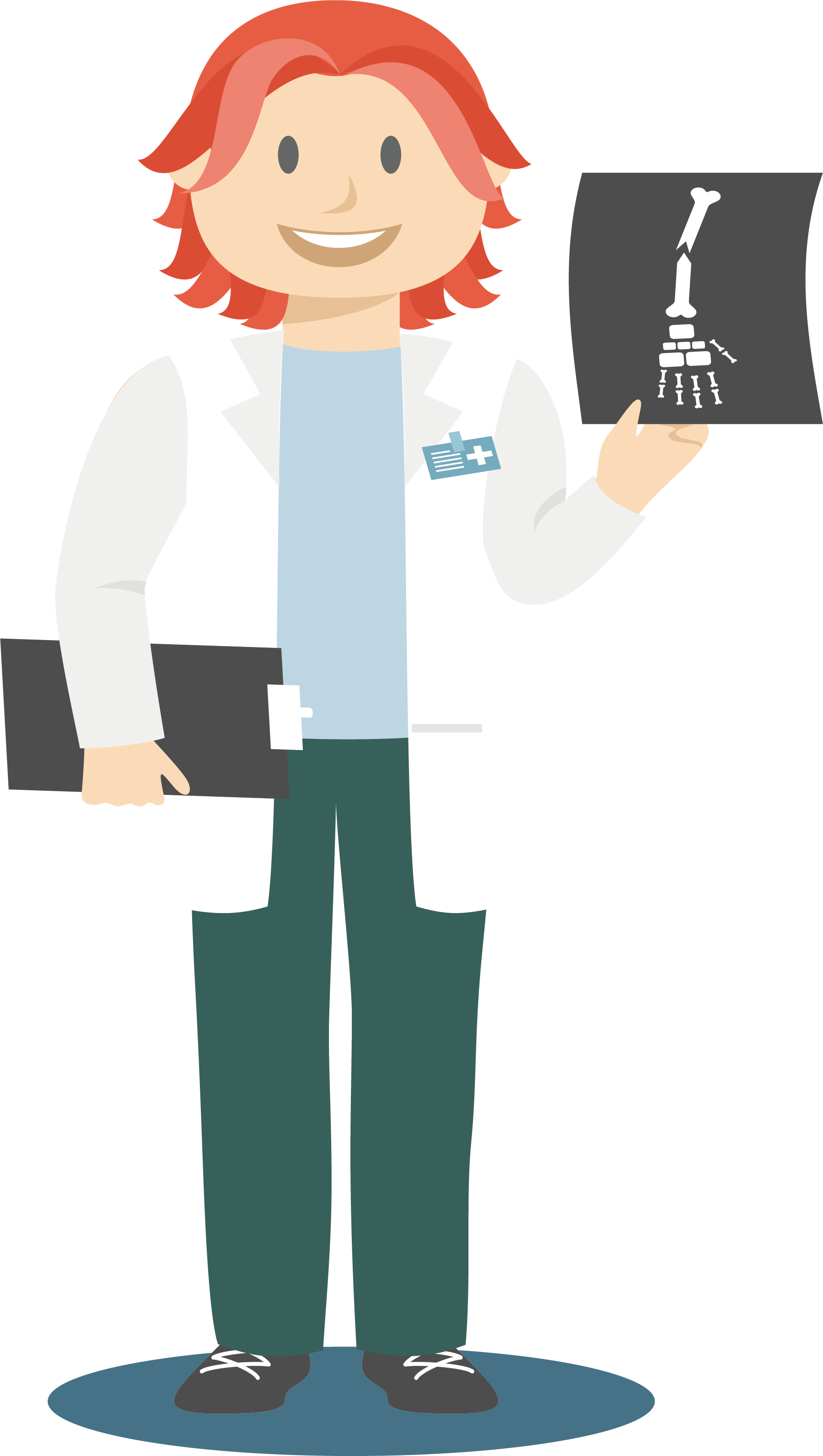 Doctor clipart light. Orthopedic surgery physician clip