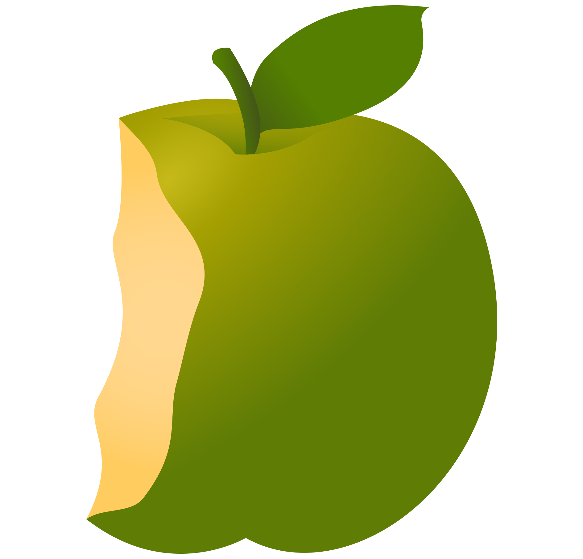 Health clipart healthy cooking. View apple bite png