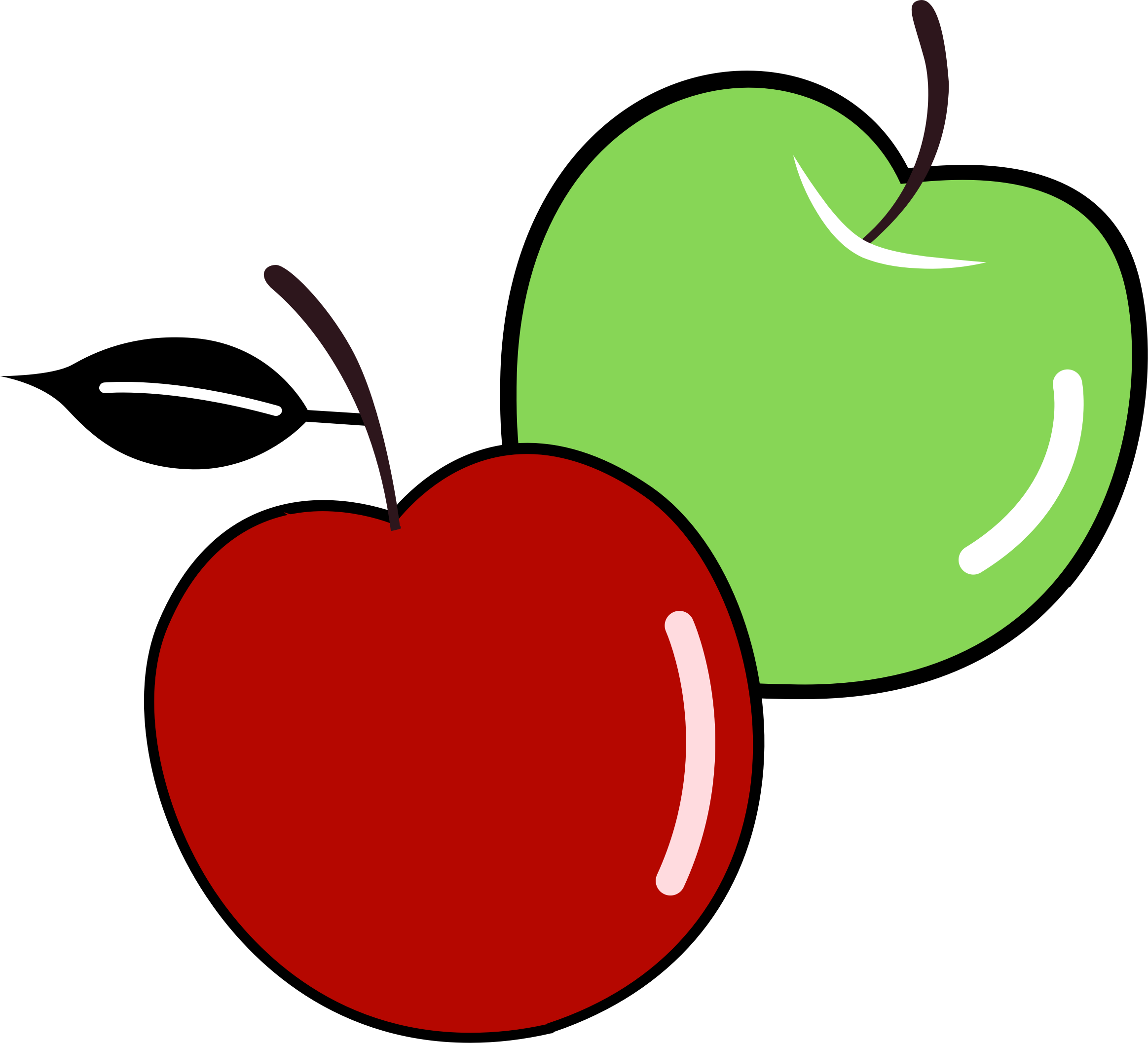 Big image png. Apples clipart pdf