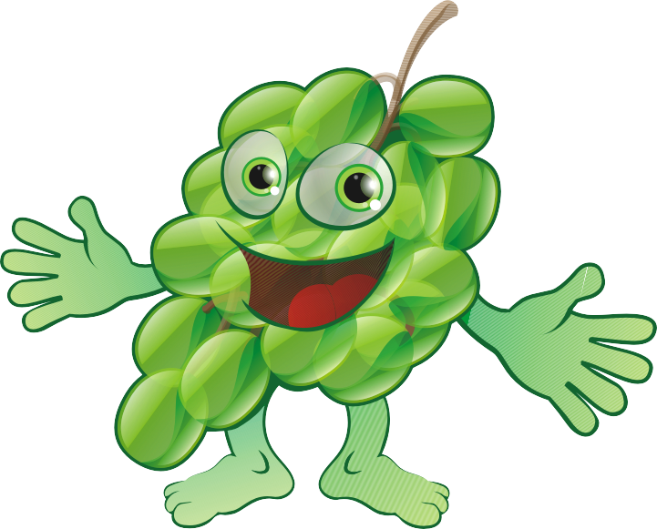 Fruit grape melon clip. Watermelon clipart bitter gourd