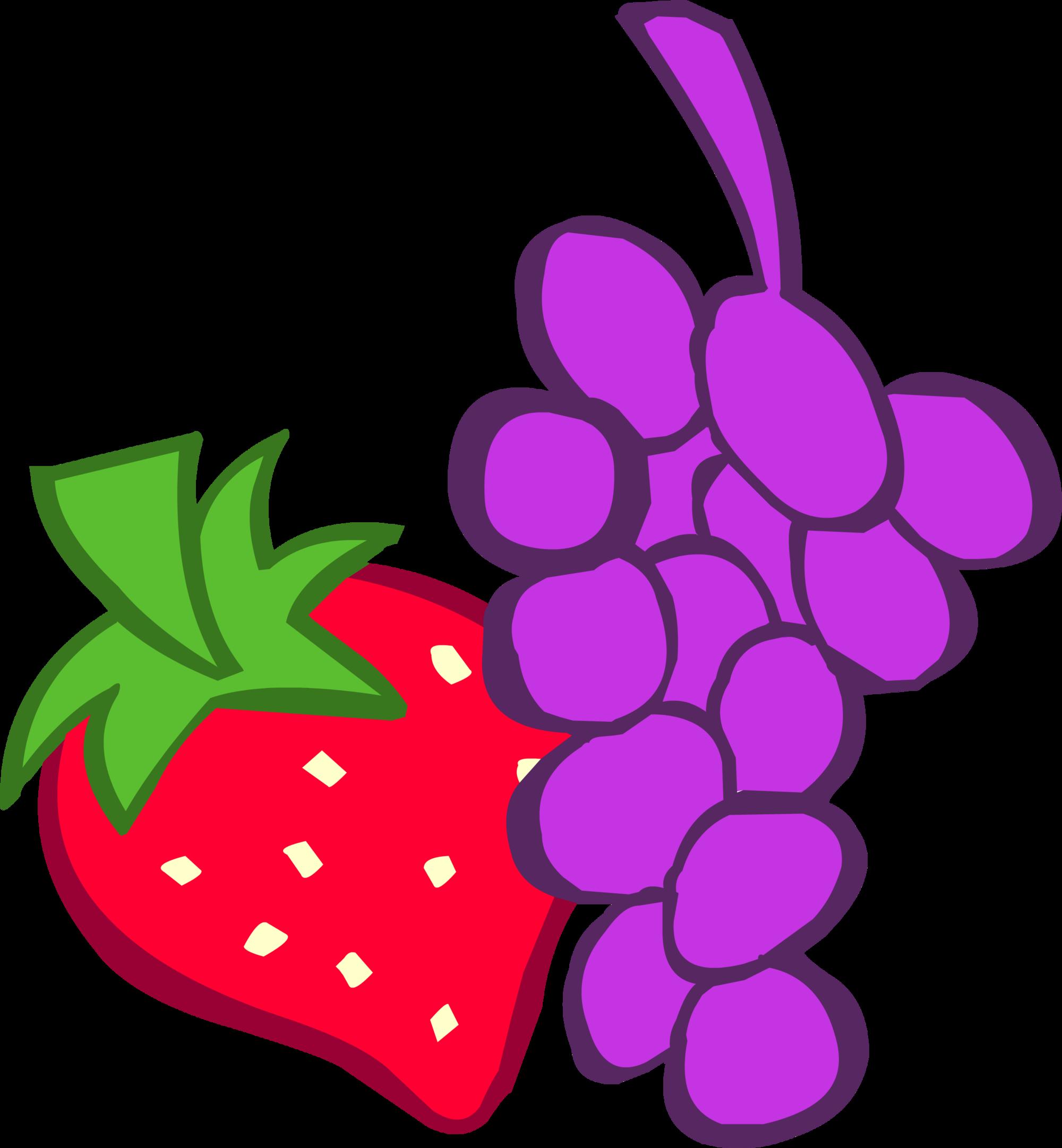 Berryshine my little pony. Clipart apples grape