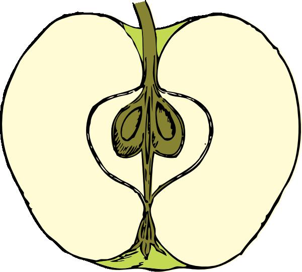 Apple clip art at. Fruits clipart diagram