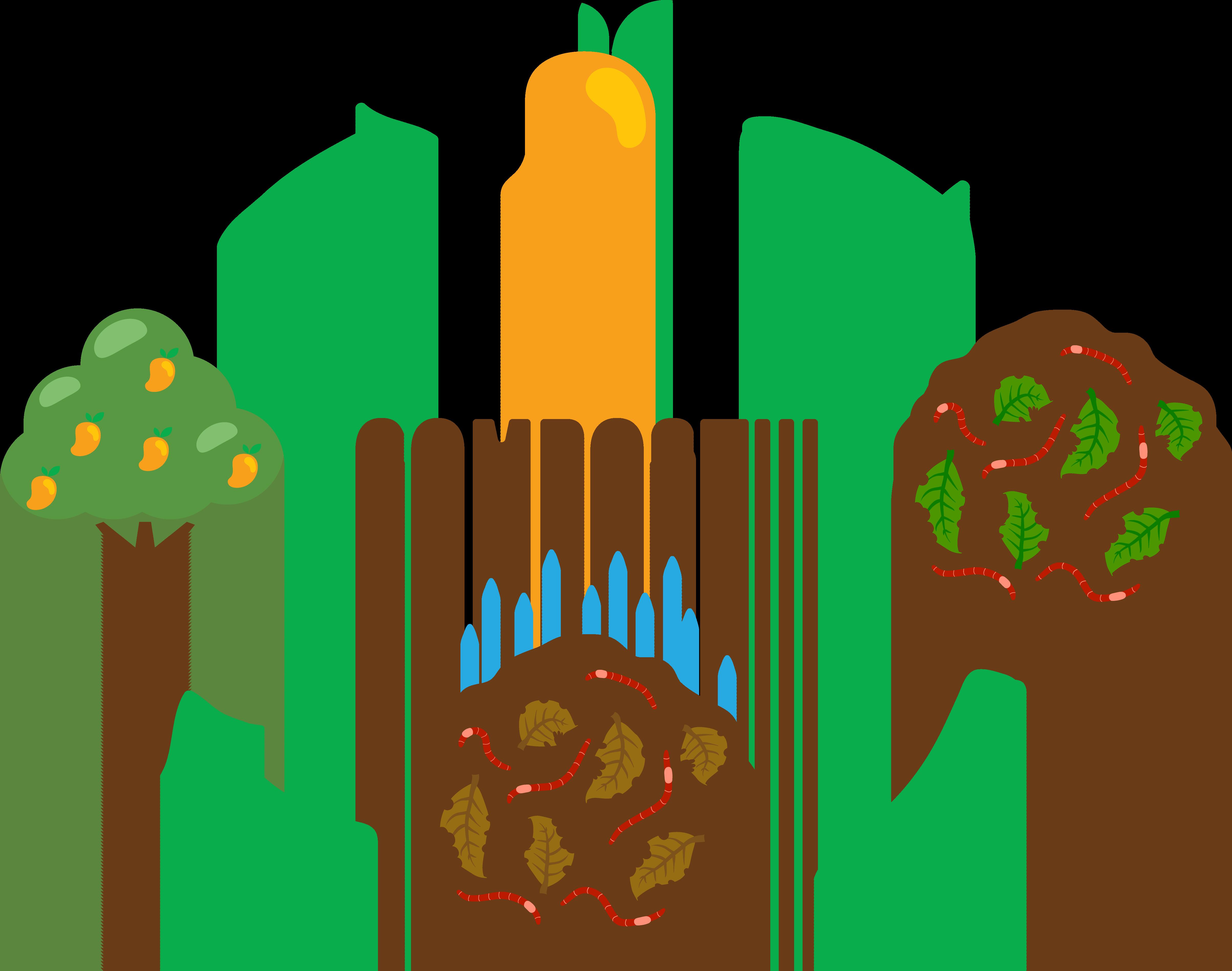 Mango clipart jpeg. Compost soil clip art