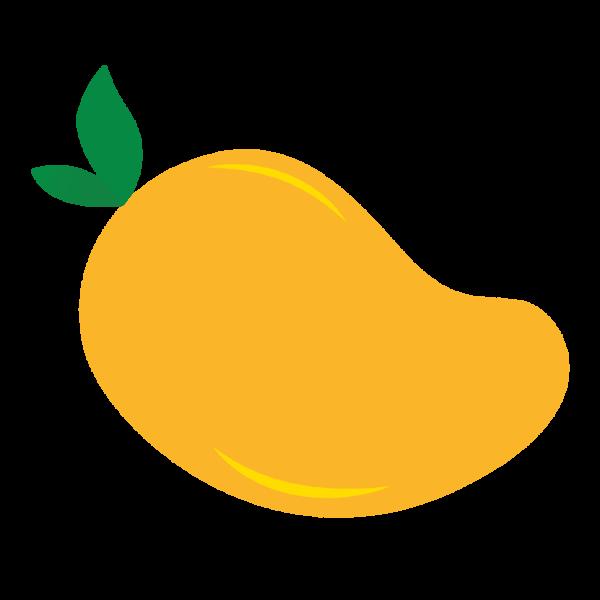 Clipart images mango. Filo mylo gelatos