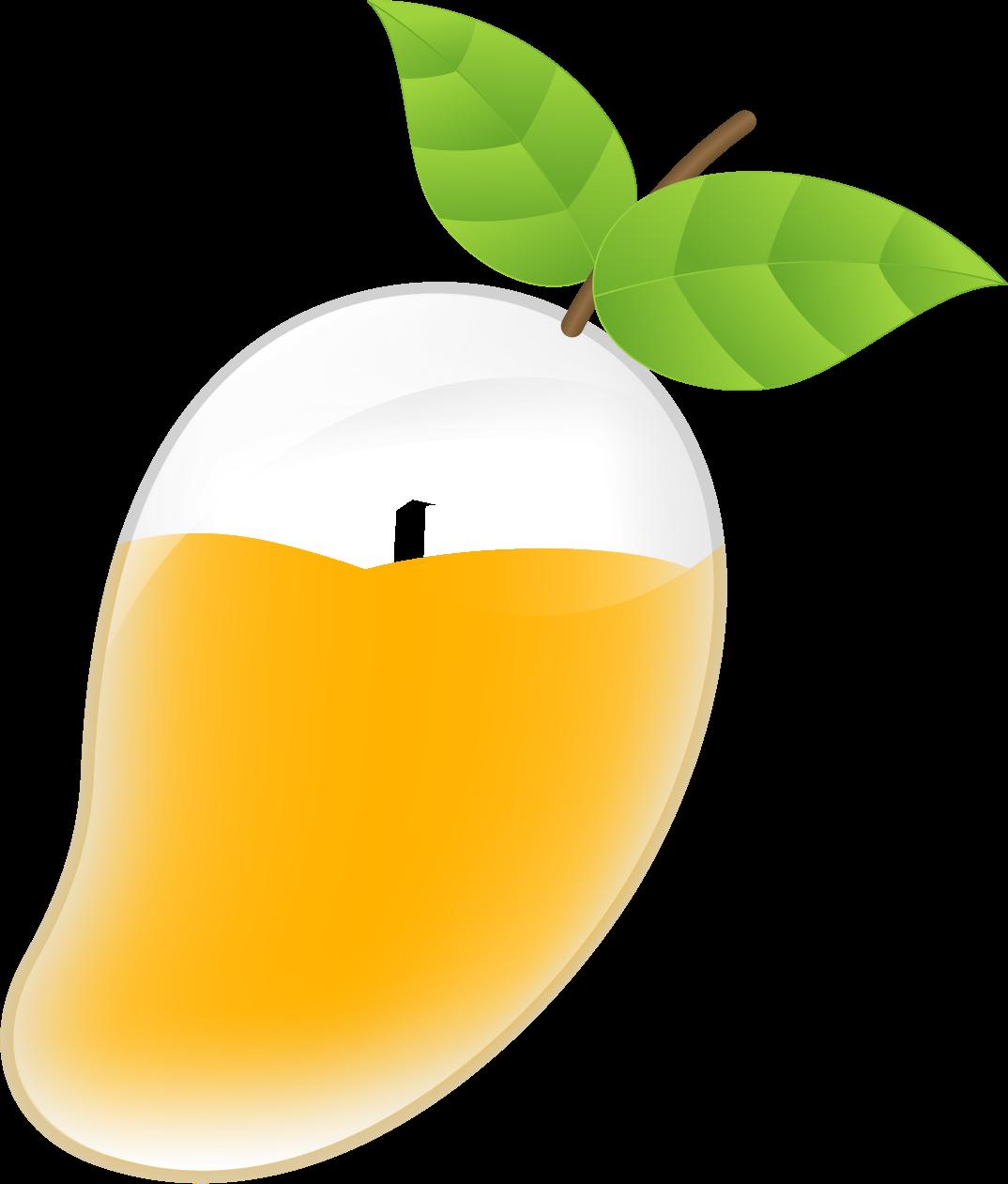 Png transparent free images. Mango clipart cherry