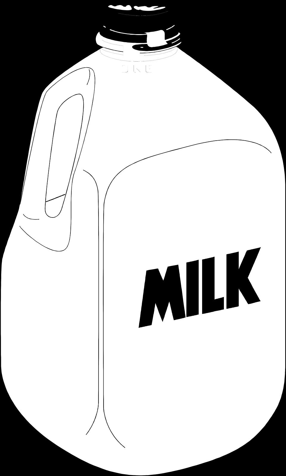 Free stock photo illustration. Milk clipart spilling