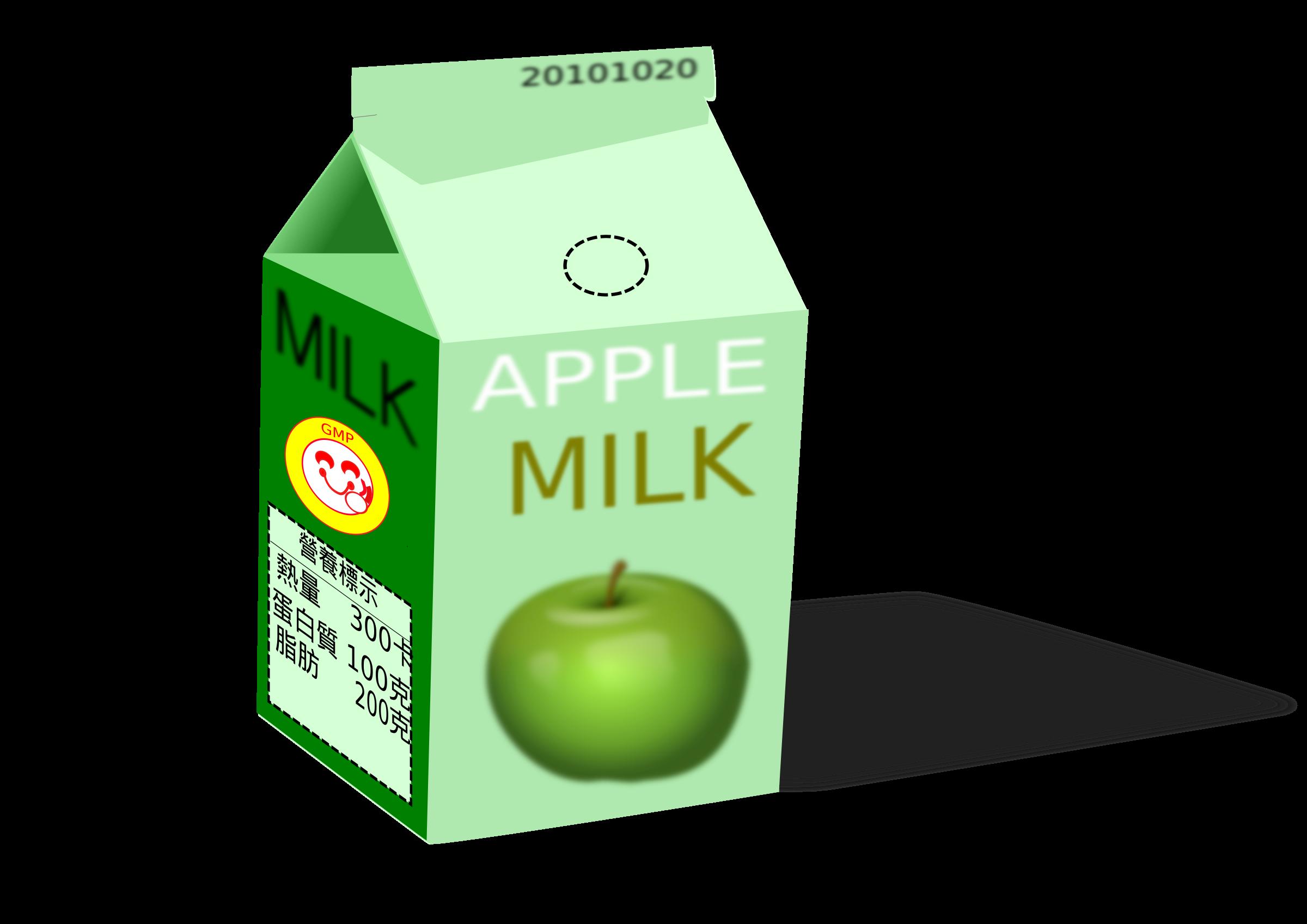 Juice clipart milk juice. Apple big image png