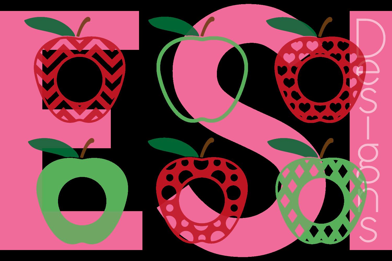 Apples monogram