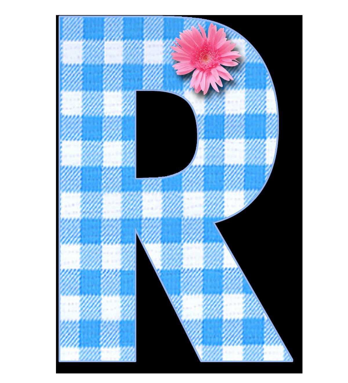 Blue r png pixels. Clipart bow gingham