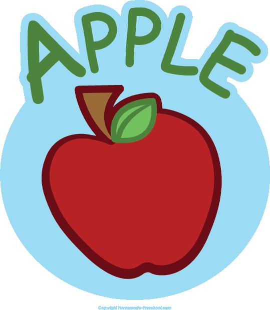Clipart apples preschool. Free apple click to