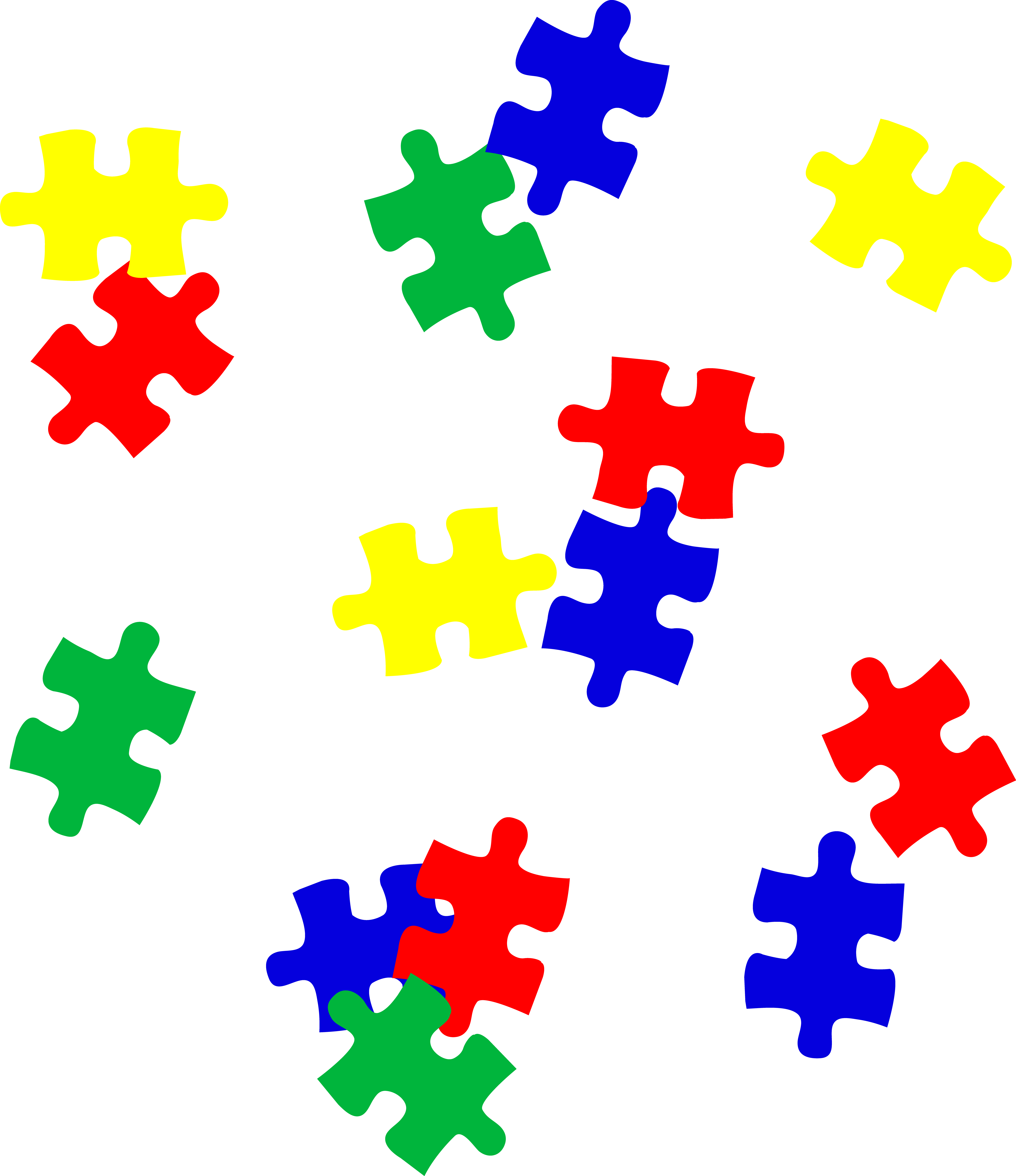 Puzzle Clip Art Free