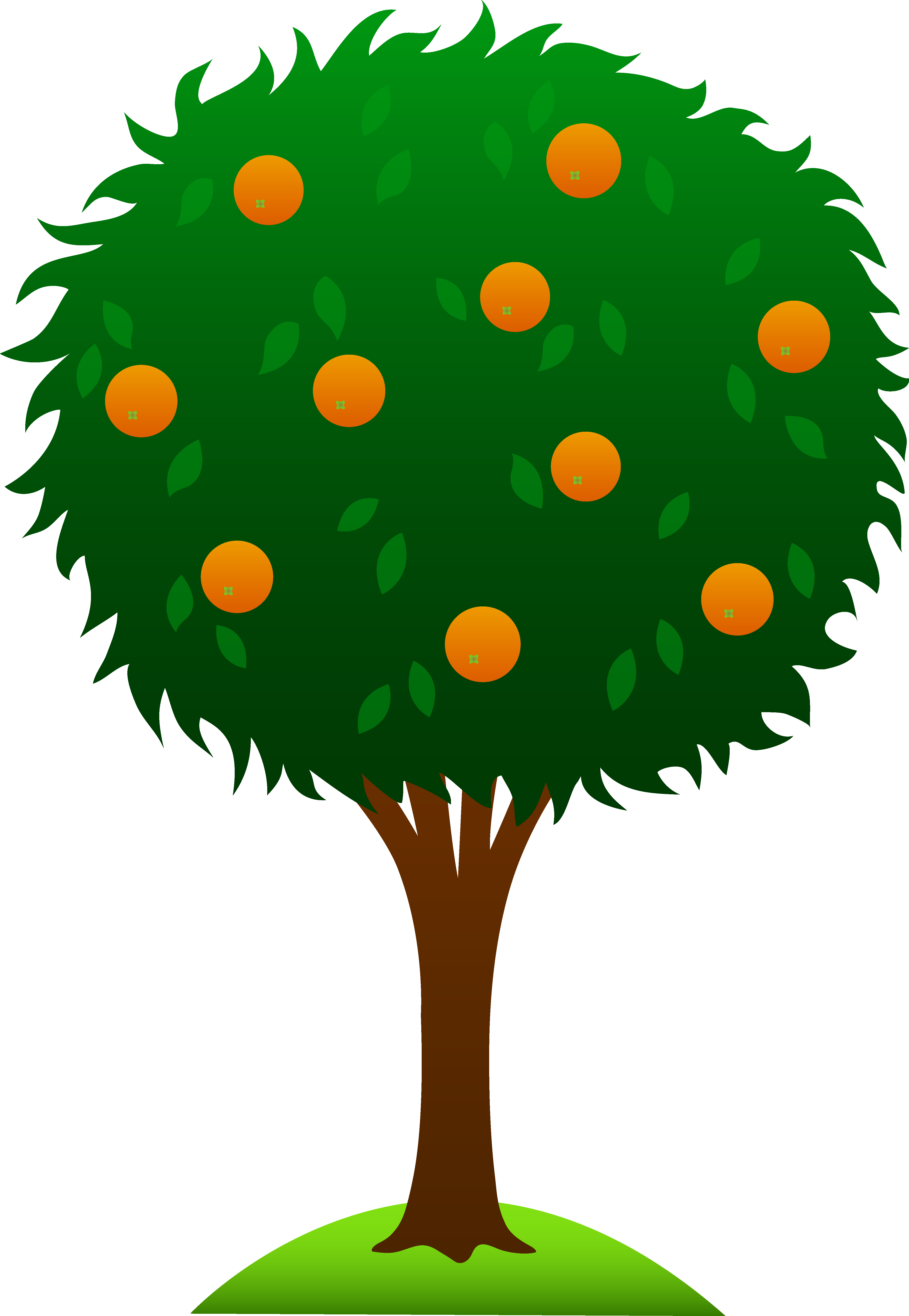 Free tree images download. Clipart trees pencil