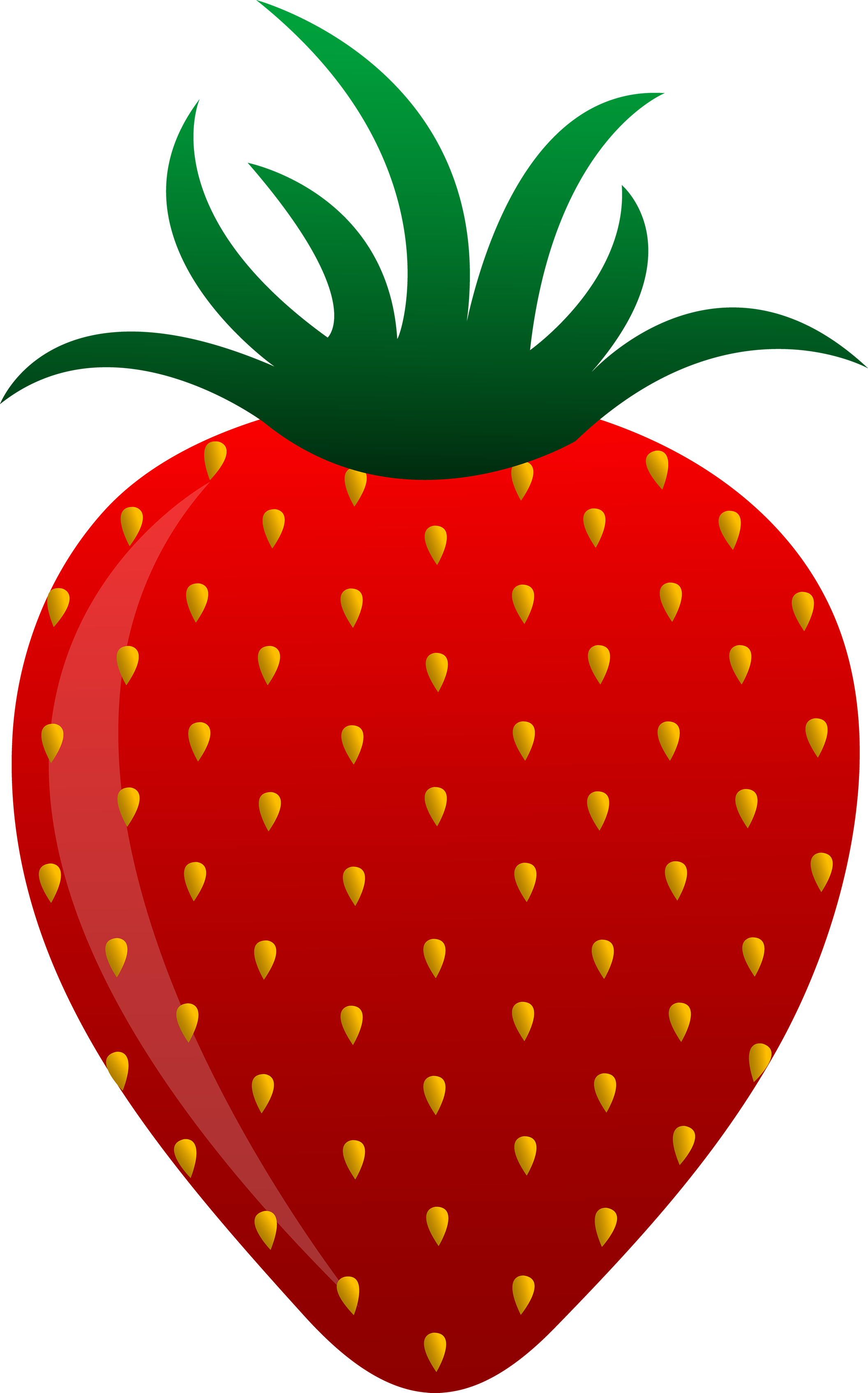 Strawberry png image purepng. Pineapple clipart vector
