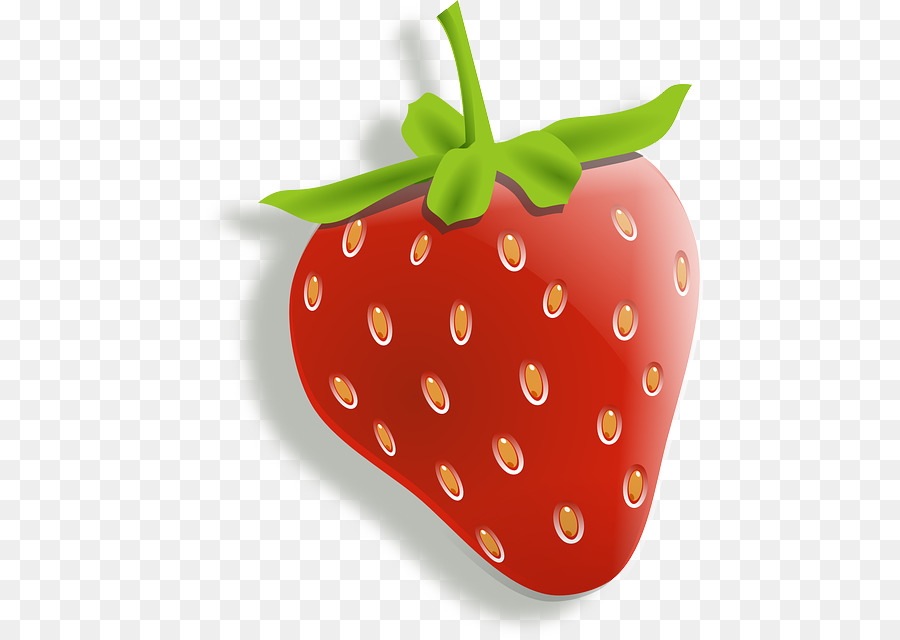 Apple cartoon strawberry fruit. Strawberries clipart gambar