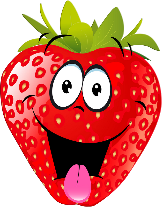 Funny png pinterest clip. Clipart fruit strawberry