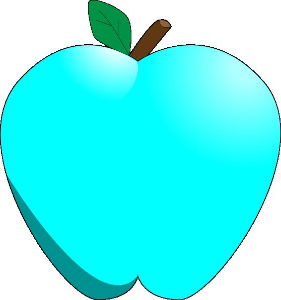 Apple teal