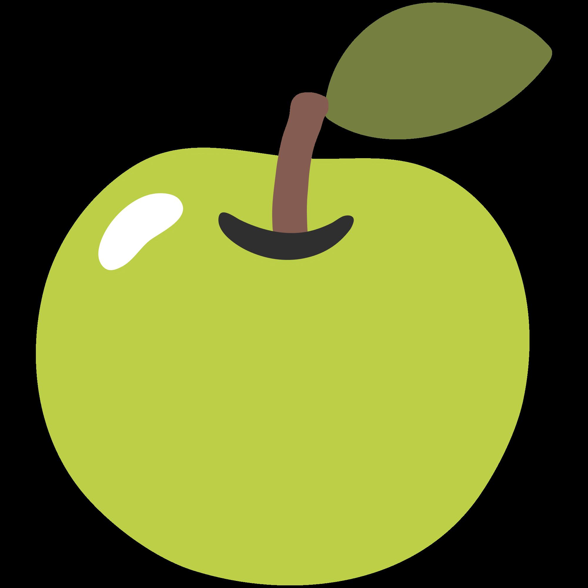 Clipart apple transparent background. Emoji png stickpng download