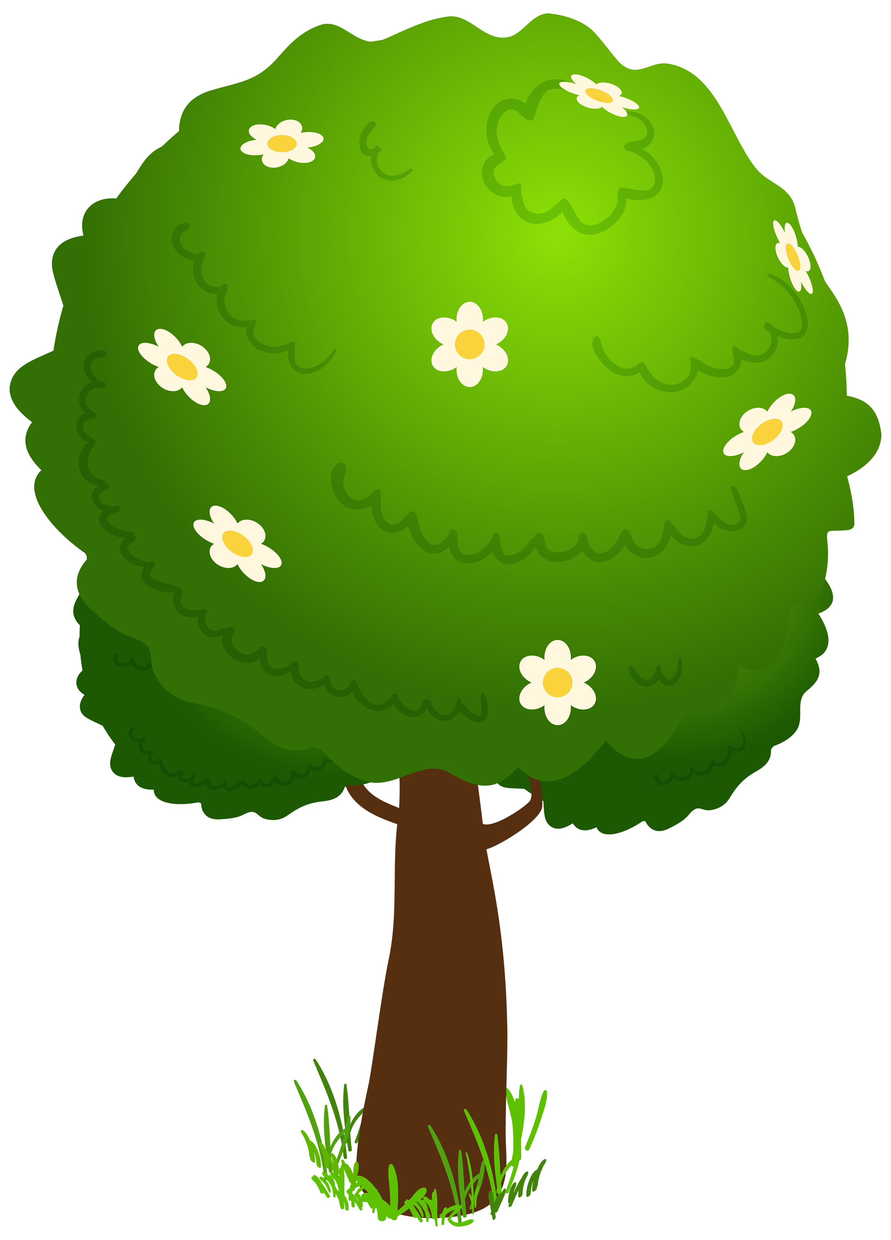 Deco png best web. Door clipart tree
