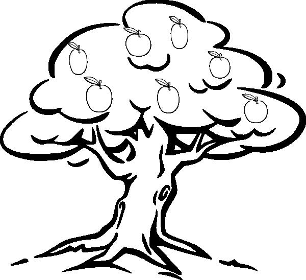 Fruits clipart santol. Apple tree panda free