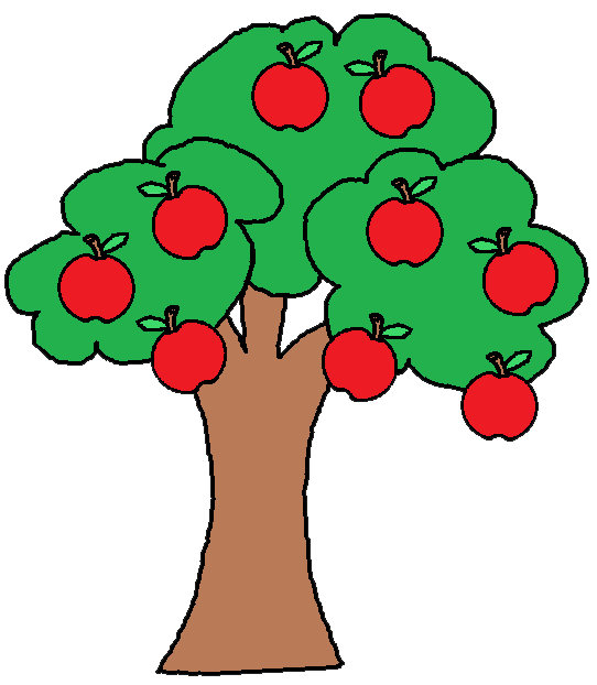 Apple Tree Branch Clipart | Clipart Panda - Free Clipart Images