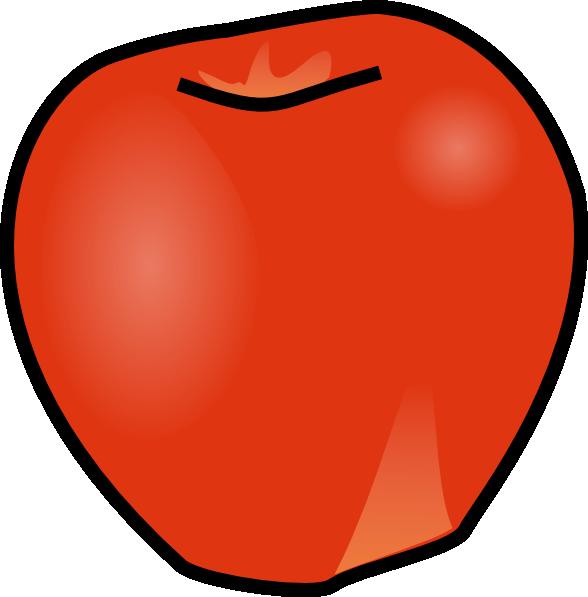 No clipart clker. Apple stem clip art