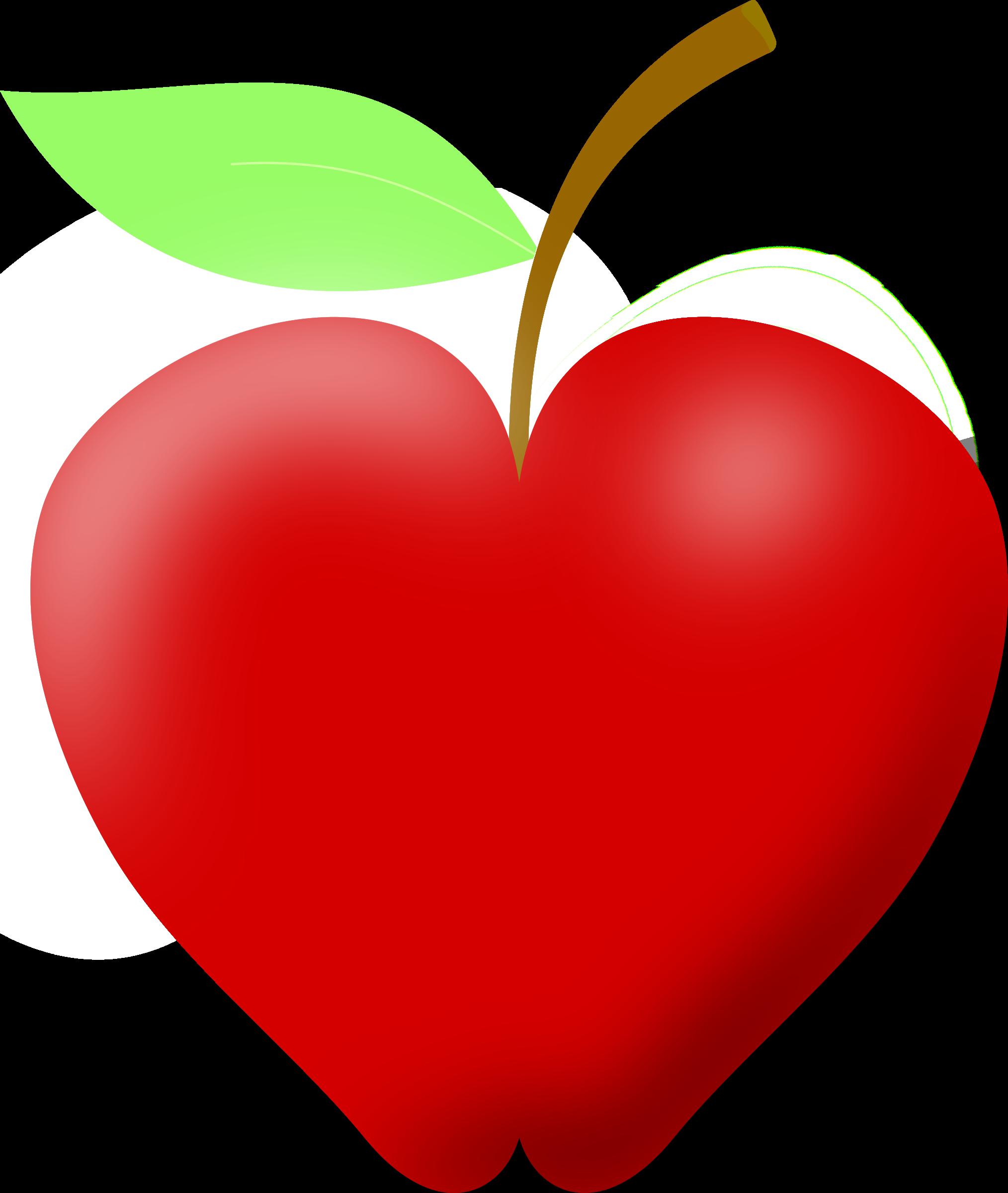 Best hd apple clip. Clipart heart pencil