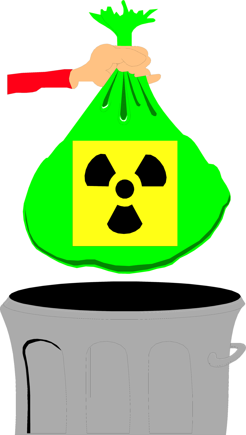 Luggage clipart animated. Hazardous waste toxic clip