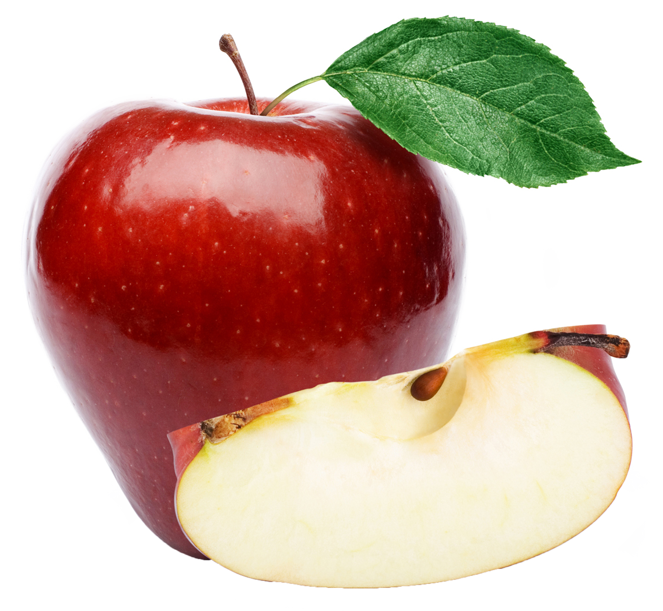 Large red apple png. Grapes clipart autumn fruit