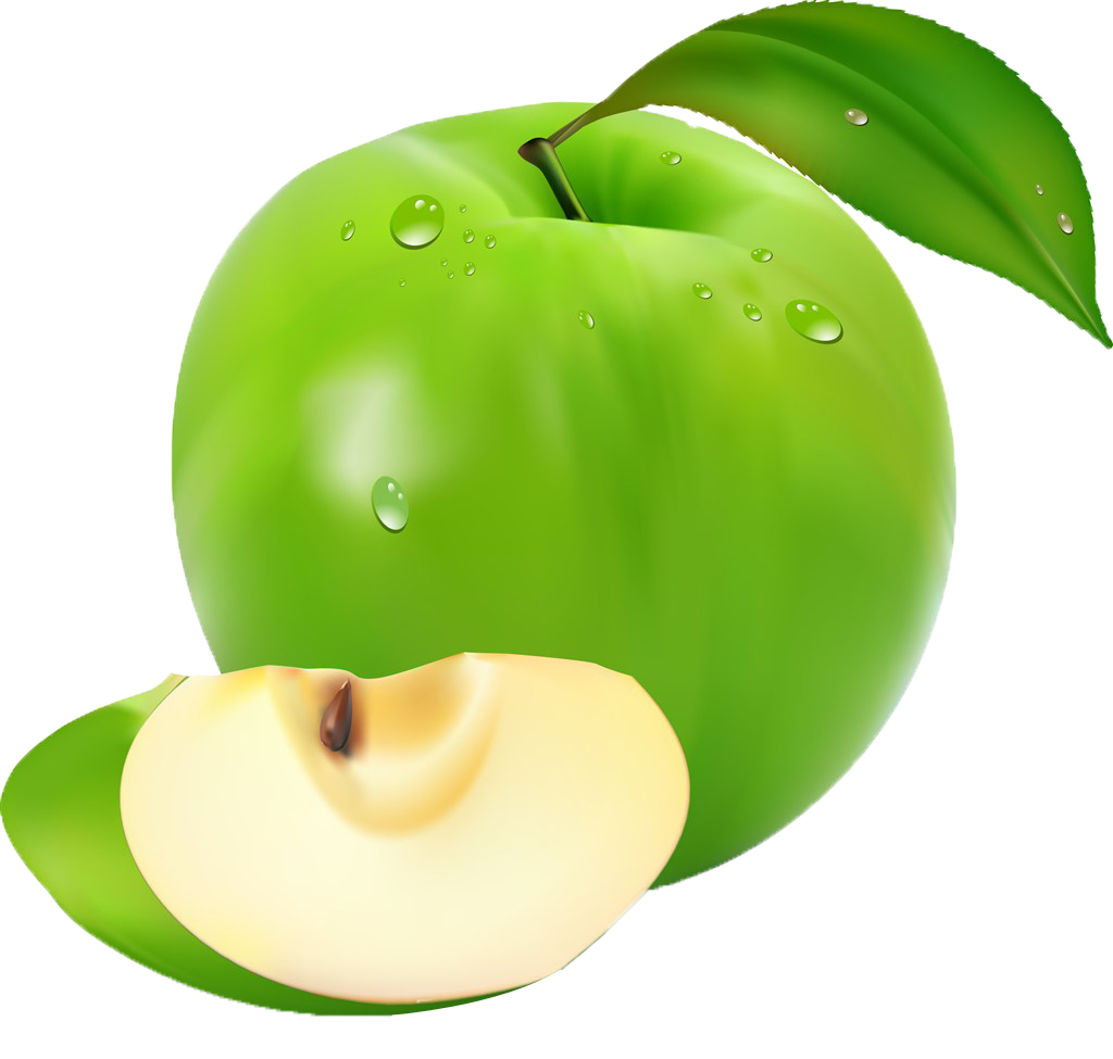 Clipart fruit fresh fruit. Apple image file formats