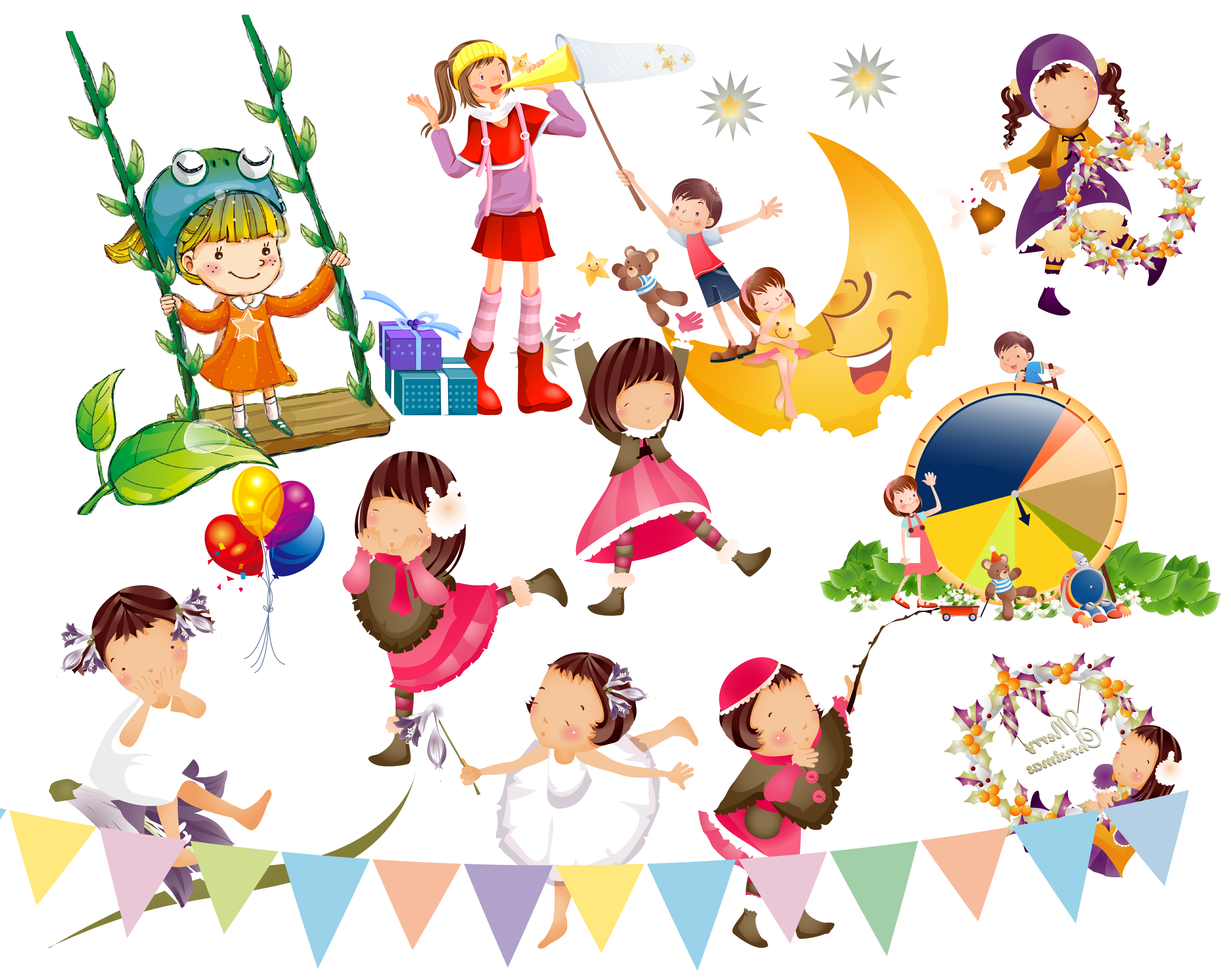 Clipart dance group dance. Singing clip art and
